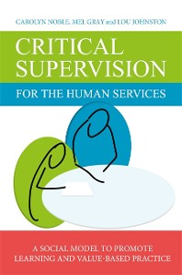 Cover Critical Supervision for the Human Services