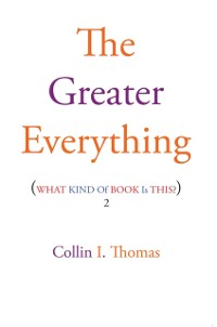Cover Greater Everything
