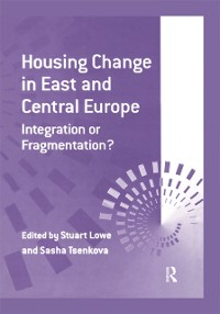 Cover Housing Change in East and Central Europe
