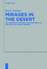 Cover Mirages in the Desert
