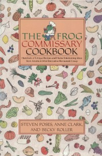 Cover Frog Commissary Cookbook