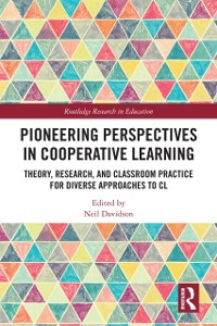 Cover Pioneering Perspectives in Cooperative Learning