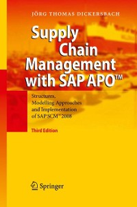 Cover Supply Chain Management with SAP APO™