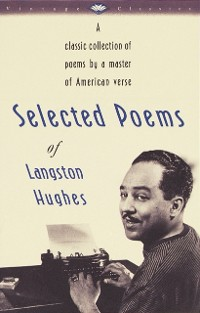 Cover Selected Poems of Langston Hughes