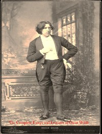 Cover The Complete Essays and Lectures of Oscar Wilde
