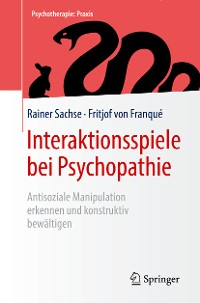 Cover Interaktionsspiele  bei Psychopathie