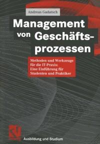 Cover Management von Geschaftsprozessen