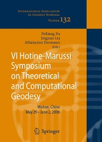 Cover VI Hotine-Marussi Symposium on Theoretical and Computational Geodesy