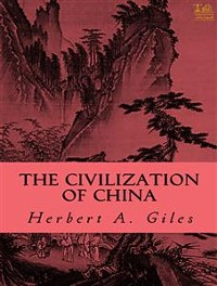 Cover The Civilization Of China