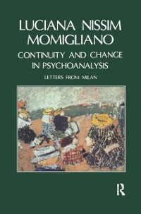 Cover Continuity and Change in Psychoanalysis