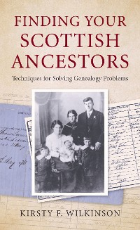Cover Finding Your Scottish Ancestors