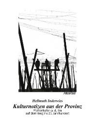 Cover Kulturnotizen aus der Provinz