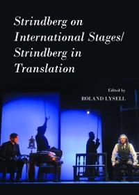 Cover Strindberg on International Stages/Strindberg in Translation