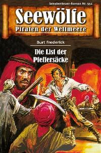 Cover Seewölfe - Piraten der Weltmeere 551