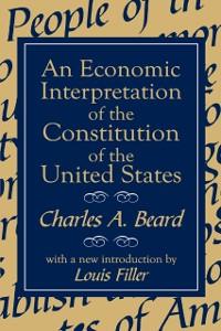Cover Economic Interpretation of the Constitution of the United States
