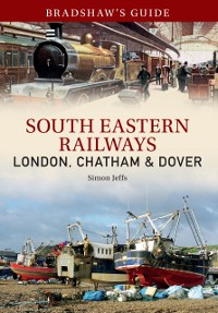 Cover Bradshaw's Guide South East Railways
