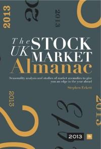 Cover UK Stock Market Almanac 2013