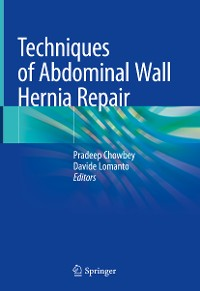 Cover Techniques of Abdominal Wall Hernia Repair