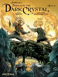 Cover Jim Henson's Beneath the Dark Crystal, Issue 5