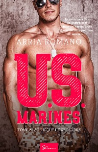 Cover U.S. Marines - Tome 5