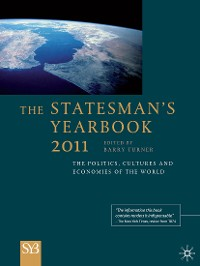 Cover The Statesman's Yearbook 2011