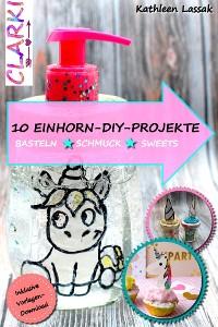 Cover 10 EINHORN-DIY-PROJEKTE