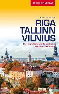 Cover Reiseführer Riga, Tallinn, Vilnius