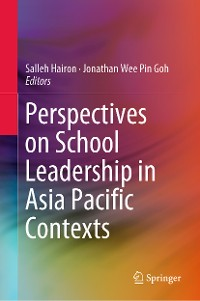Cover Perspectives on School Leadership in Asia Pacific Contexts