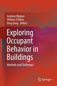 Cover Exploring Occupant Behavior in Buildings