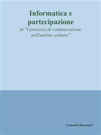 Cover Informatica e partecipazione