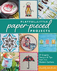 Cover Playful Little Paper-Pieced Projects