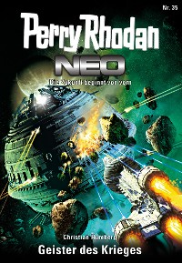 Cover Perry Rhodan Neo 35: Geister des Krieges