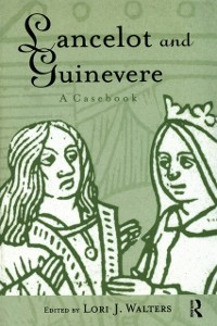 Cover Lancelot and Guinevere