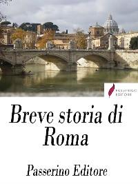 Cover Breve storia di Roma