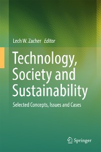 Cover Technology, Society and Sustainability