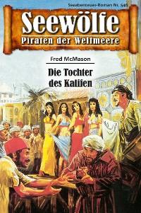 Cover Seewölfe - Piraten der Weltmeere 546