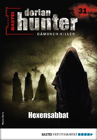 Cover Dorian Hunter 31 - Horror-Serie