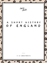 Cover A Short History of England