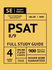 Cover PSAT 8/9 Full Study Guide