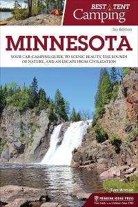 Cover Best Tent Camping: Minnesota