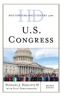 Cover Historical Dictionary of the U.S. Congress