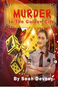 Cover Murder In The Golden City