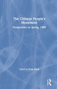 Cover Chinese People's Movement
