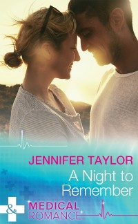 Cover Night To Remember (Mills & Boon Medical) (The A and E, Book 27)
