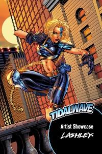 Cover TidalWave Artist Showcase: Ken Lashley