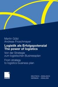 Cover Logistik als Erfolgspotenzial - The power of logistics