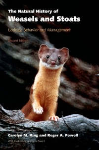 Cover Natural History of Weasels and Stoats