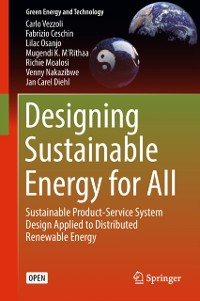 Cover Designing Sustainable Energy for All