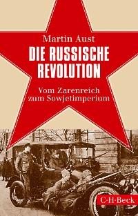 Cover Die Russische Revolution