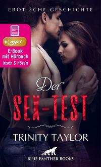 Cover Der Sex-Test | Erotik Audio Story | Erotisches Hörbuch